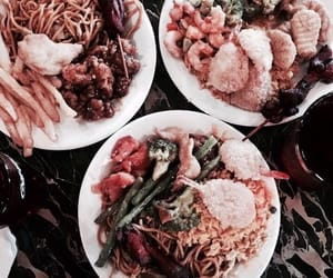 aesthetic, buffet, and chinese image