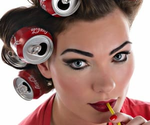 beauty and cocacola image