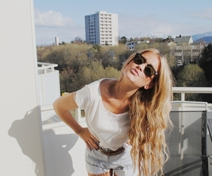 awesome, blondy, and fashion image