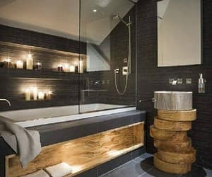 decoration, luxury, and toilet image