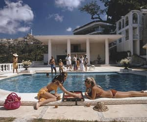 70s Pool And Summer Image