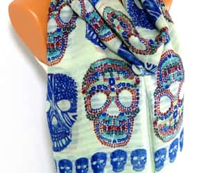 accessories, day of the dead, and etsy image
