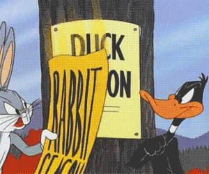 gif, bugs bunny, and cartoon image