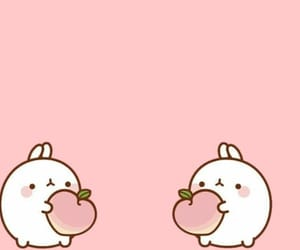 aesthetic, bunny, and headers image