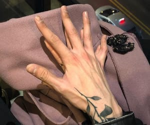 asian, hands, and korean image