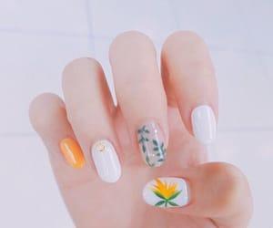 kawaii and nail image