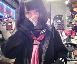 asian, girl, and seifuku image