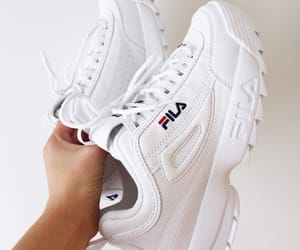 Best, Fila, and girl image