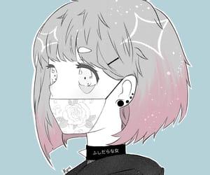 anime, art, and badass image