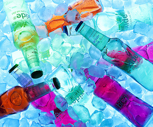 drink, ice, and alcohol image