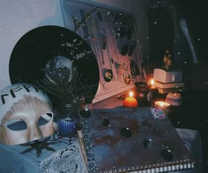 altar, grunge, and bohemian image