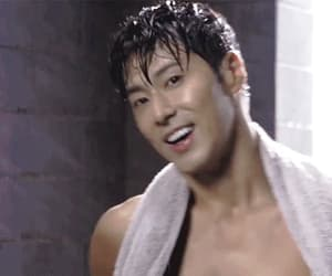 gif, jung yunho, and tvxq image