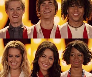 high school musical, HSM, and vanessa hudgens image