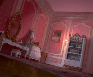 disney, pink, and princess and the frog image