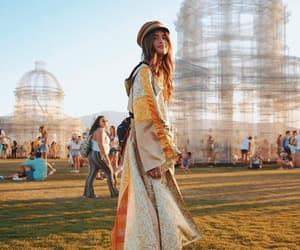fashion, festival, and looks image