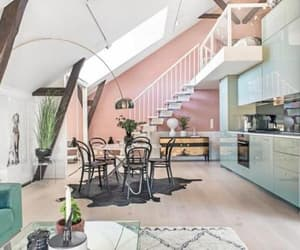 home decor, pastel, and interior decorating image
