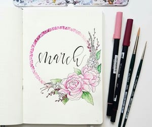 art, march, and diy image