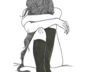 tumblr, <3, and depression image