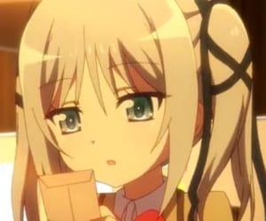 aesthetic, anime girl, and icon image