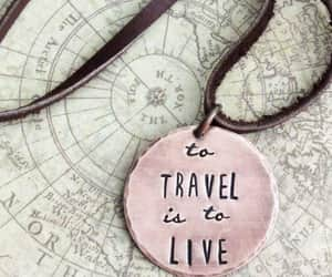 around the world and travelling image