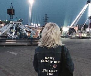 grunge, tumblr, and girl image