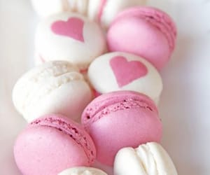 desserts, macarons, and sweets image