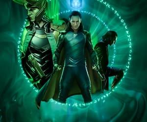 Avengers, loki, and avengers infinity war image