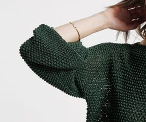 green and fashion image