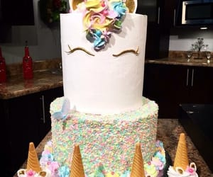 cake, foodporn, and cakes image