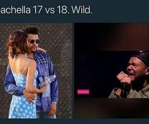celebrities, selena gomez, and coachella image