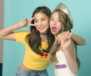 chaeyoung, tzuyu, and twice image