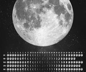 moon, 2018, and calendar image