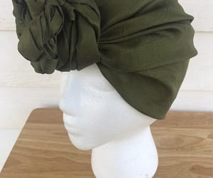 etsy, hair accessories, and head scarf image