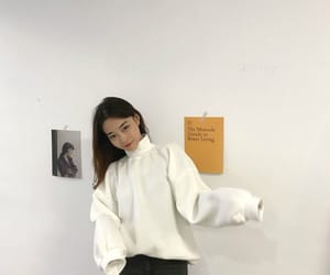 asian, asian girl, and blouses image