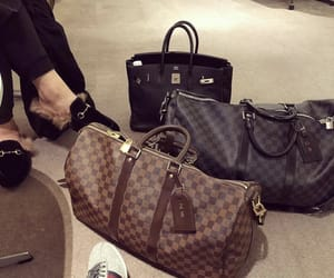 airport, Louis Vuitton, and luxury image