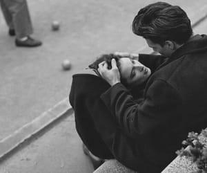 love, couple, and heartbreak image