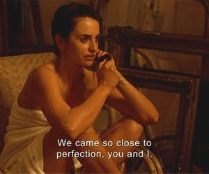penelope cruz, quotes, and vicky cristina barcelona image