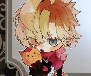 anime, manga, and otome game image
