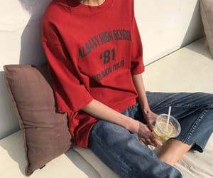 clothes, korean fashion, and minimal image