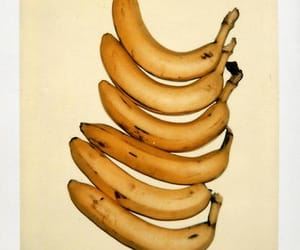 andy warhol and bananas image