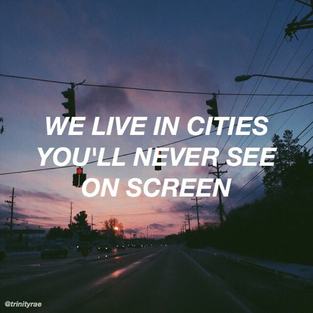 Song Lyric Deep Aesthetic Quotes Tumblr Off The Hill Magazine