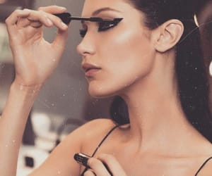 beauty, dior, and eyeliner image