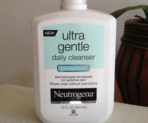skincare, neutrogena, and cleanser image