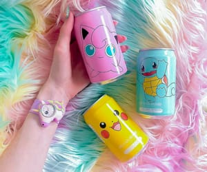 drink, kawaii, and pokemon image