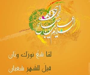 shia, imam mahdi, and الامام المهدي image