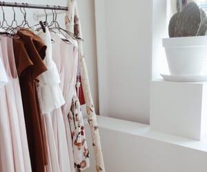 closet, interior, and rack image