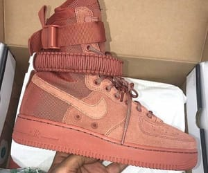 air force 1, nike, and style image