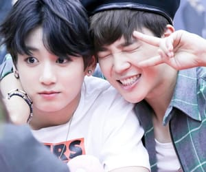 bts, jimin, and jungkook image