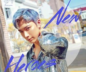 album, kpop, and ten image