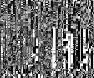 aesthetic, black, and monochrome image